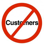 no-customers